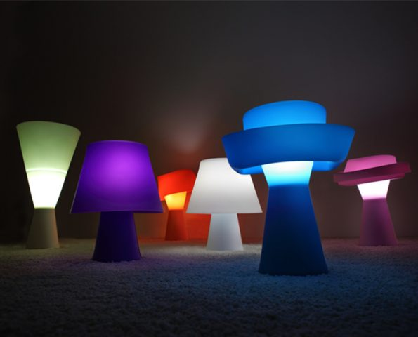 NUMEN Table Lamp