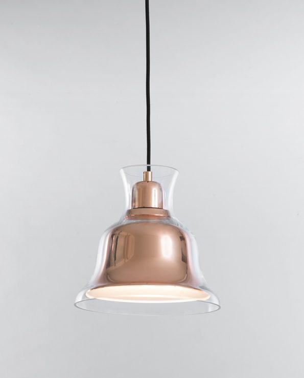 SALUTE Bell Pendant