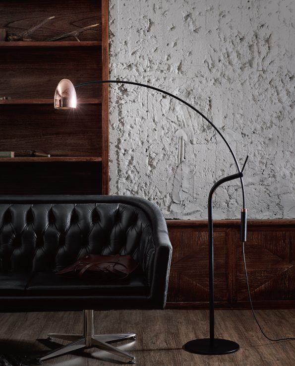 HERCULES LED Floor Lamp