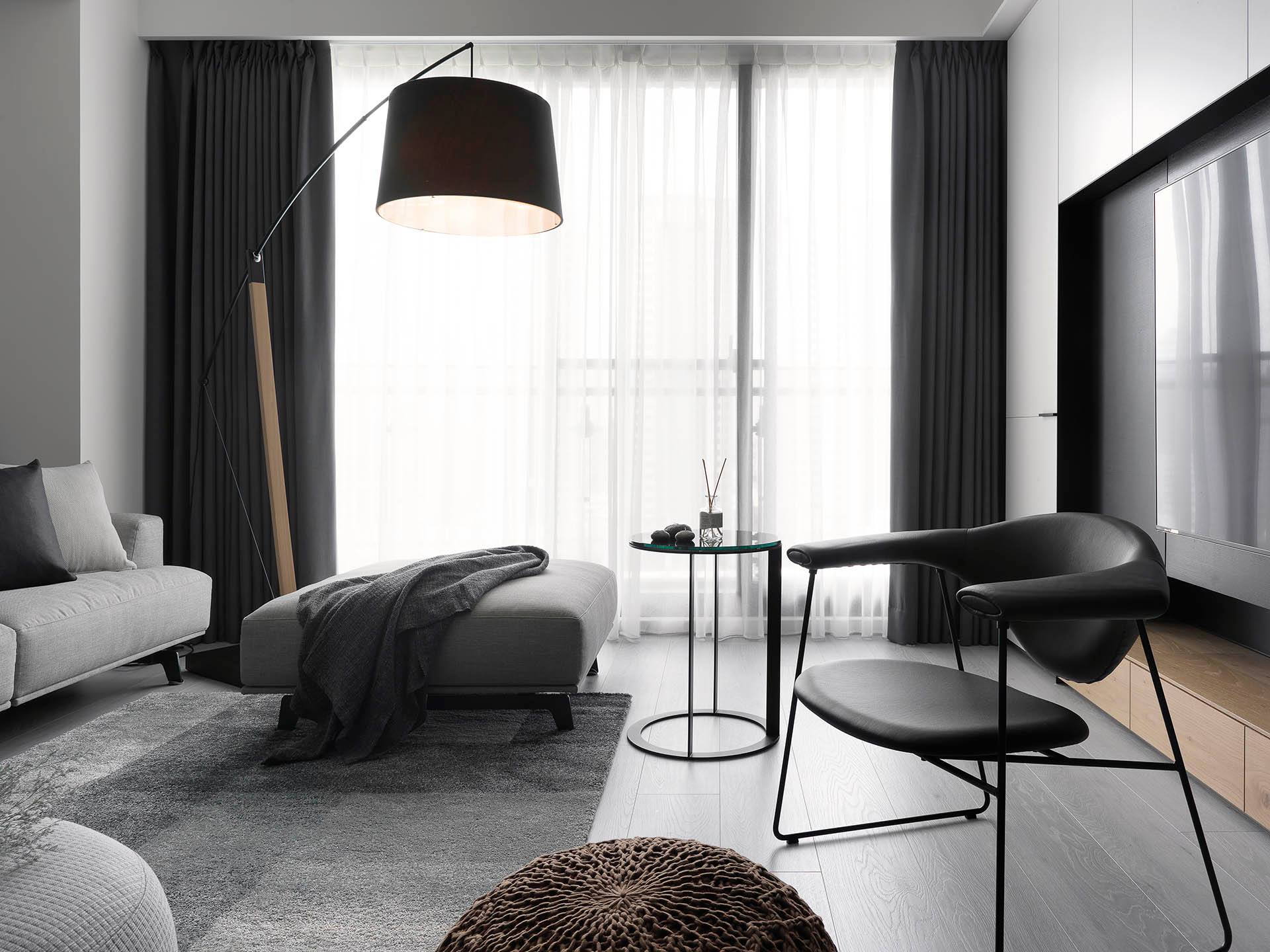 SEED Design Archer Floor Lamp